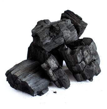 Smokeless Sawdust Hardwood Bamboo Charcoal For