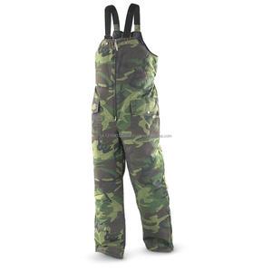 Factory Wholesale Custom Overalls Mens Cargo Durable Bib Work Trousers Pants