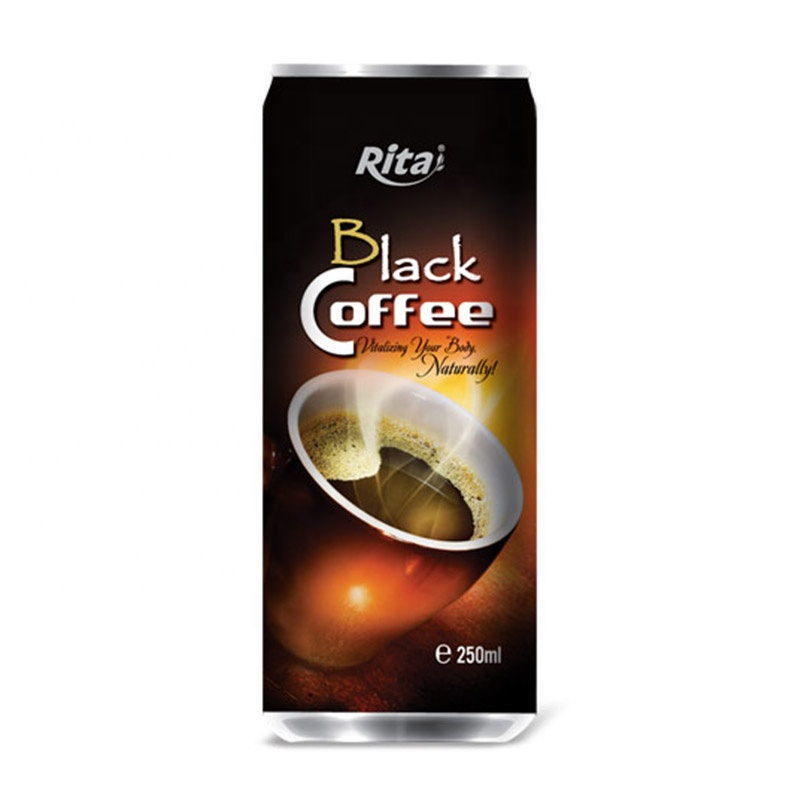 Wholesaler High Quality Coffee Vietnam 250 ml Fruit Flavor Coffee
