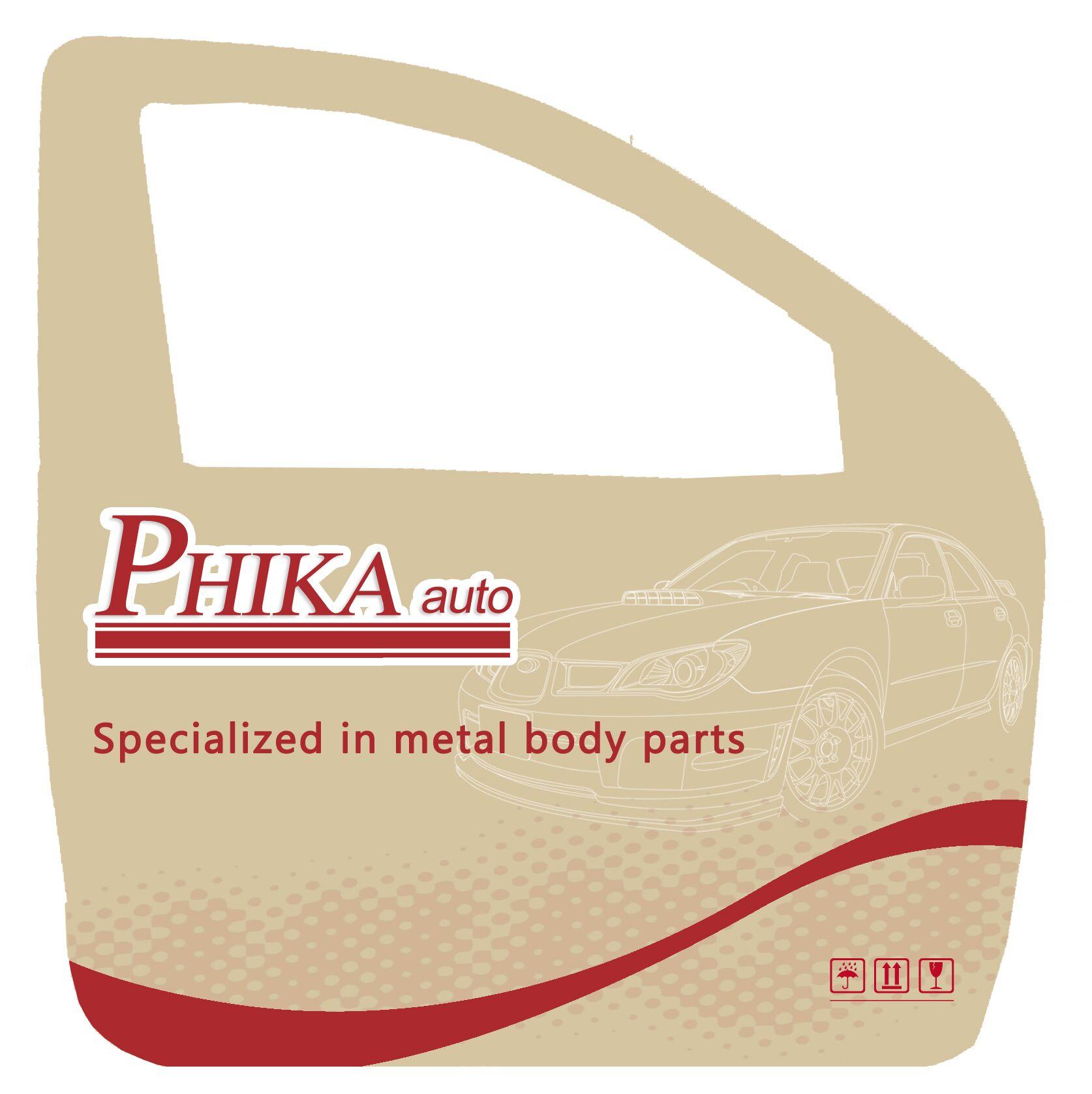 Auto Body Parts Front And Rear Car Door For Russia Type Kia Rio