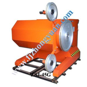 ZhongYuan good Diamond Wire Saw Machine for marble mining ZY-45G-6P