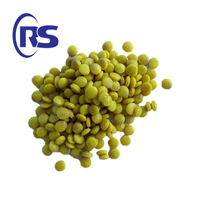 RS Yellow Recycled LDPE Granules/Resin/Pellets Plastic Raw Material