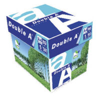 GRADE A Super White 70 75 80 GSM Double A A4 Paper Copy Paper 500 sheets per ream