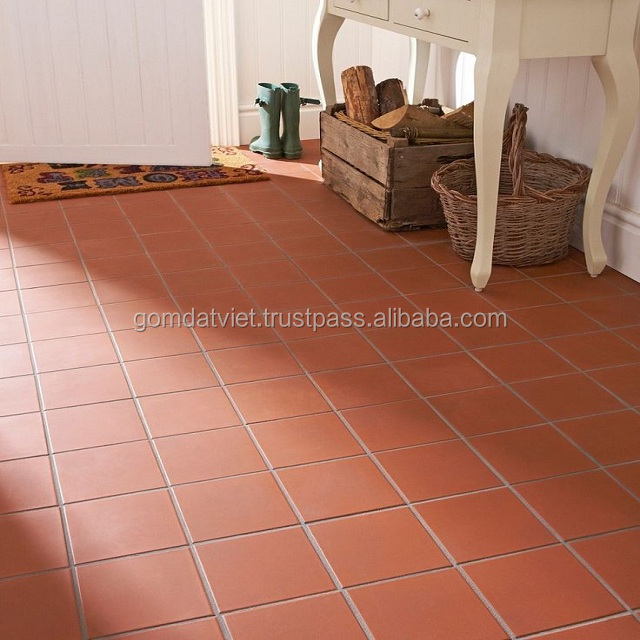 Clay Tile Flooring Install Terracotta Export Products To Thailand