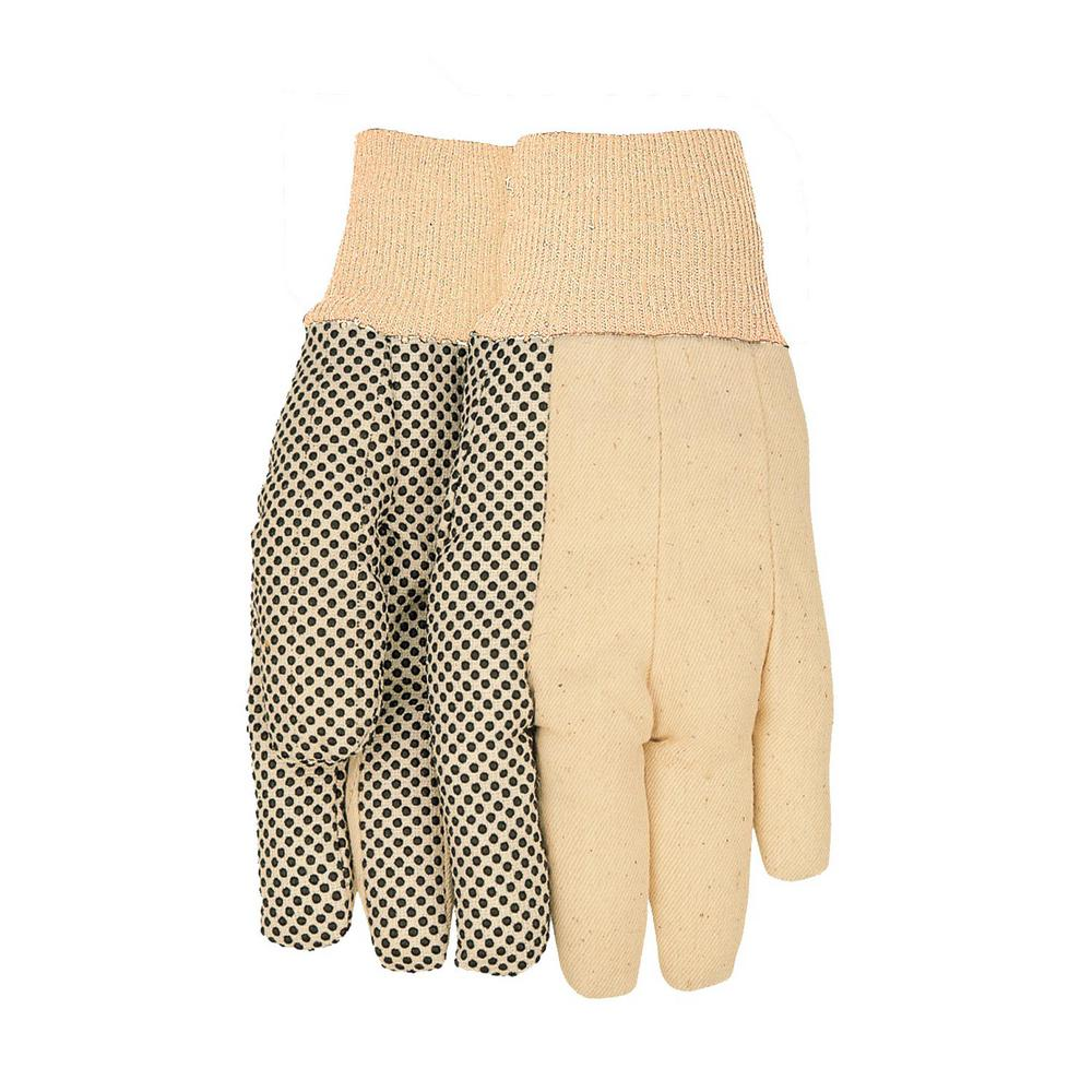 Cotton Canvas Gloves and Mitten