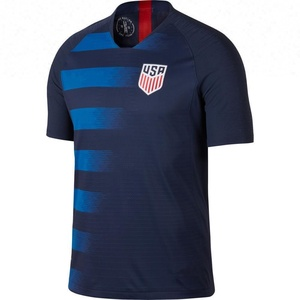 polyester/Mesh made sports wear soccer jersey soccer uniform with custom free design option