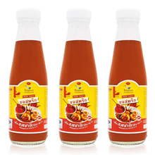 Thai Chili Sauce High Quality 200 ml. (Sample Free) No Preservatives Added No MSG No Flour No Color Added.