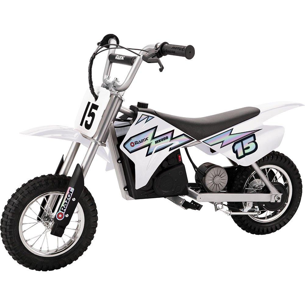 Get Quotations · Razor MX400 Dirt Rocket 24V Electric Toy Motocross  Motorcycle Dirt Bike