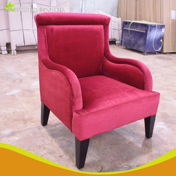 Living Room Luxury Furniture Modern Single Seater Sofa Chairs ...