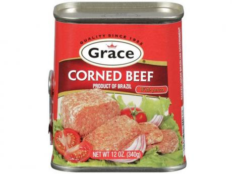 Corned Beef Wholesale Konserven, Konserviertes Corned Beef