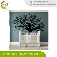 Wholesale Removable Waterproof Vinyl Wall Decal