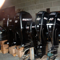 Free Shipping For Used Mercury 60HP, 70HP, 75HP, 150HP, 225HP, 250HP, 300HP Outboards Motors