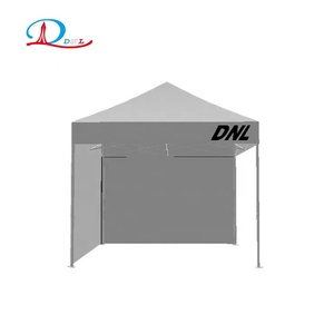 Trade Show tent Event Canopy Market Stall Both Outdoor advertising folding Canopy tent