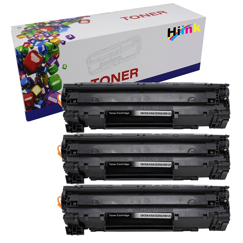 10 PK CE285A 85A Black Toner Cartridge Compatible for HP LaserJet Pro M1137 1214