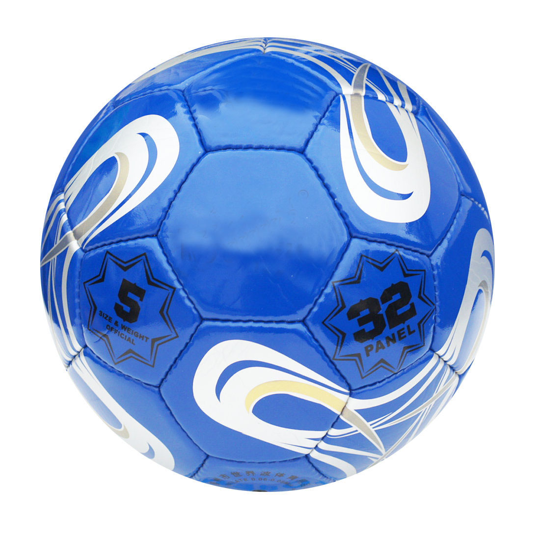 Wholesale Size 5 soccer ball custom design match football