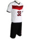 Top quality cheap germany team soccer jersey wholesale custom soccer football uniform