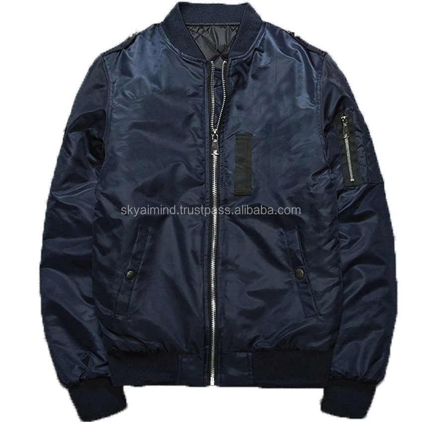 Bomber Jacket, Bomber Jacket Suppliers and Manufacturers at ...