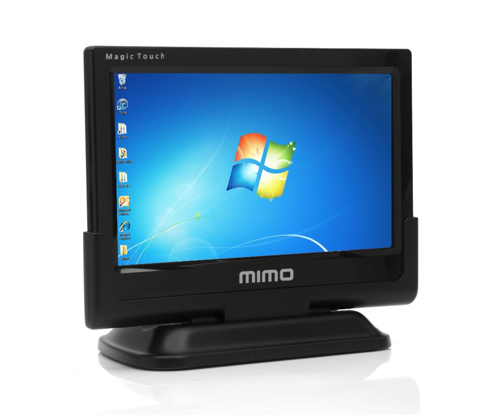 "MIMO UM-1010A MAGIC TOUCH 10.1/"" LCD TOUCHSCREEN DISPLAY USB POWERED MONITOR"