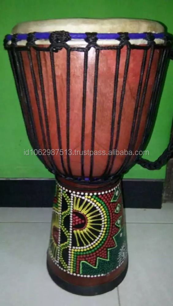 Javanese Leather Djembe