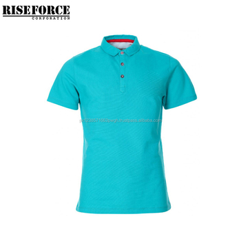 2018 Latest Customized Polo Shirts Hot Selling Latest Design Men
