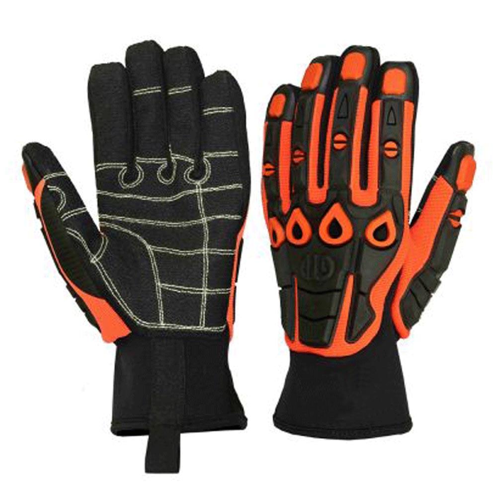high Impact Mechanics Gloves