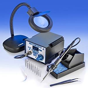 X-TRONIC MODEL #4010-XTS - 4000 SERIES - Digital Soldering Iron Station by X-TRONIC
