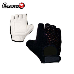 Wholesale Bike Gloves Half Finger knit Cycling Gloves Bicycle Gloves