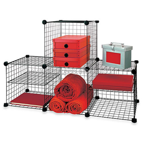 Stackable Metal Folding Cube Storage, Stackable Metal Folding Cube Storage  Suppliers And Manufacturers At Alibaba.com
