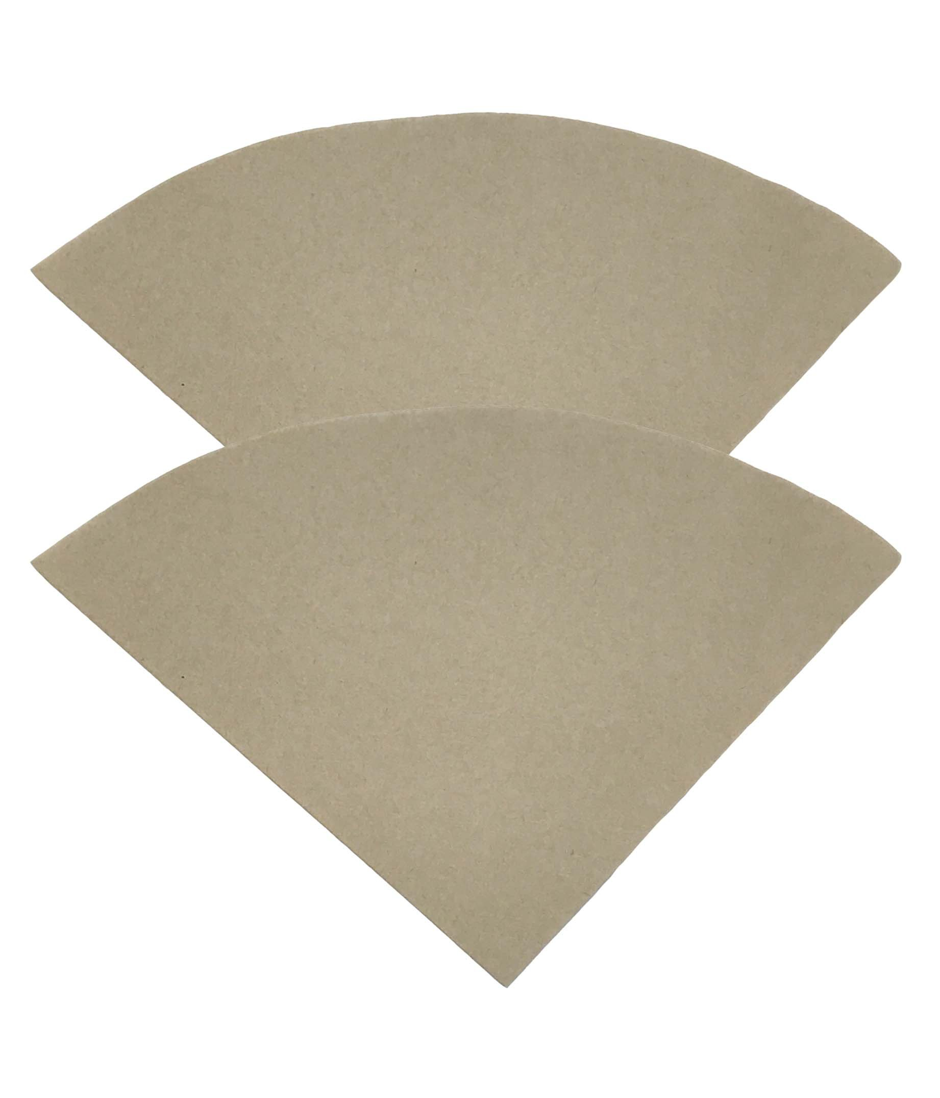 Cheap Coffee Filters 6 Find Deals On Line At Hario Paper Filter Vcf 02 100m Get Quotations 200pk Compatible Replacement Unbleached For 8 10 Cup Chemex