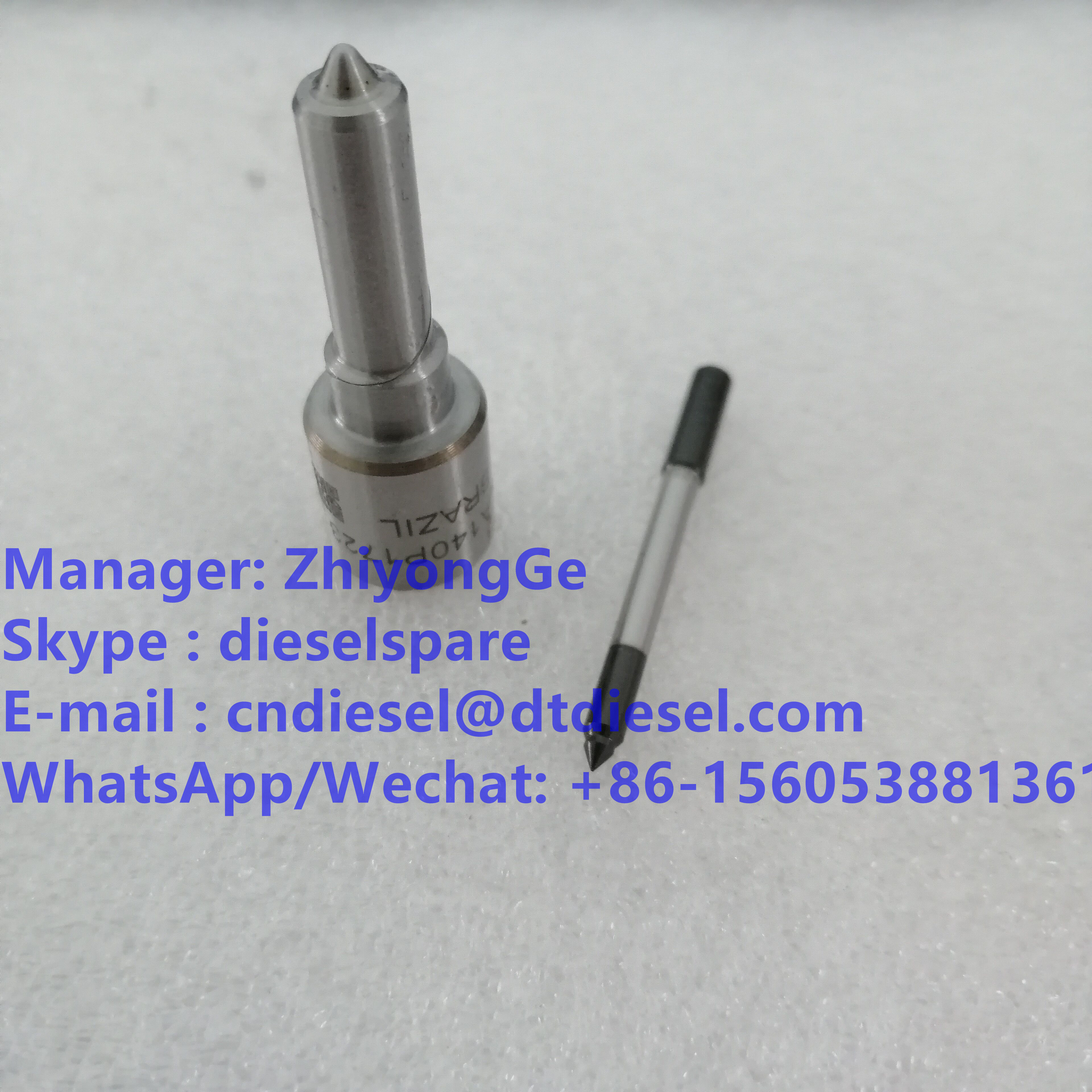COMMON RAIL NOZZLE  DSLA140P1723(0 433 175 481) FOR INJECTOR 0 445 120 123