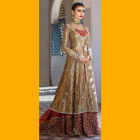 BRIDAL JACKET LEHENGA PAKISTANI