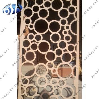 Round Design Stone Jali Decor Buy Designer Wall Window Decorationhome Stone Decorationoutdoor Stone Decoration Product On Alibabacom