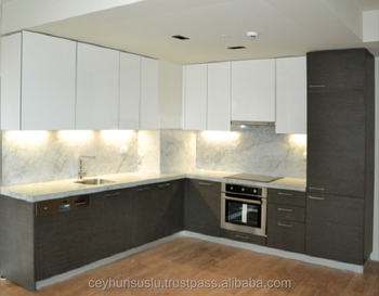 Affordable Price Grey And White Modular Kitchen - Buy Modular Kitchen  Cabinets,Affordable Kitchen Cabinets,White Kitchen Cabinets Product on ...