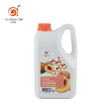 2.5kg TachunGhO Peach Juice Concentrate