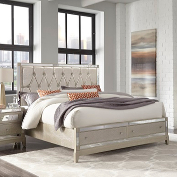 Italian Contemporary Wooden Bedroom Set Model Michael Champagne View Bedroom Furniture Top Notch Product Details From Eastern Smart Furniture Sdn Bhd On Alibaba Com