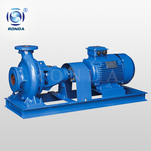 IS single stage end suction standard specification centrifugal water low cost centrifugal pump