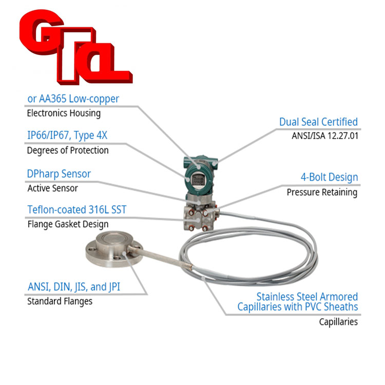 pressure transmitter diaphragm seal, pressure transmitter diaphragm seal  suppliers and manufacturers at alibaba com