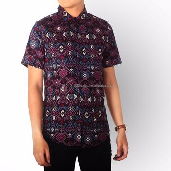 100% authentic 1e64b 4aa58 Modern Batik Shirts - Buy Modern Batik,Men Batik Shirts,Indonesian Batik  Shirts Product on Alibaba.com