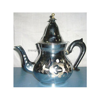 PURE BRASS TEA KETTLE FOR HOME & GARDEN TABLE