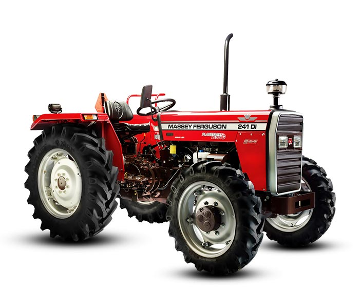 Massey Ferguson Top Selling 241 DI 4WD Farm Tractor