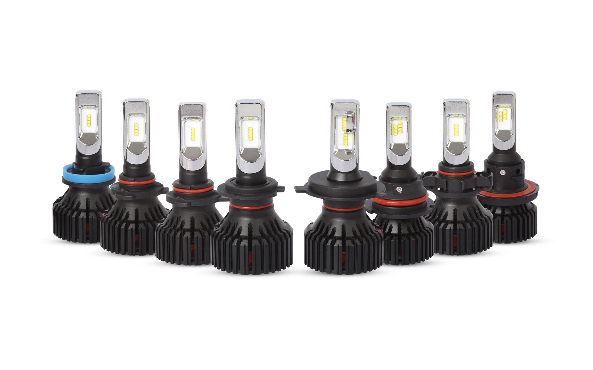 T8 led headlight bulbs