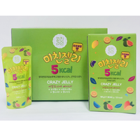 Korean Diet Konjac Jelly: Tropical Fruit Extract