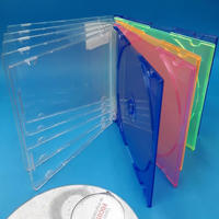 High Quality Slim CD Holder/CD Case 5mm With Different Color Choice