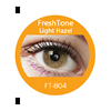 FreshTone attractive and cheap colored naturals contacts wholesale lenses stock
