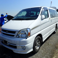 Japon voiture d'occasion <span class=keywords><strong>Toyota</strong></span> Hiace Wagon