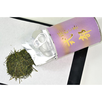 Japanese raw tea leaf with strong flavor at reasonable cost