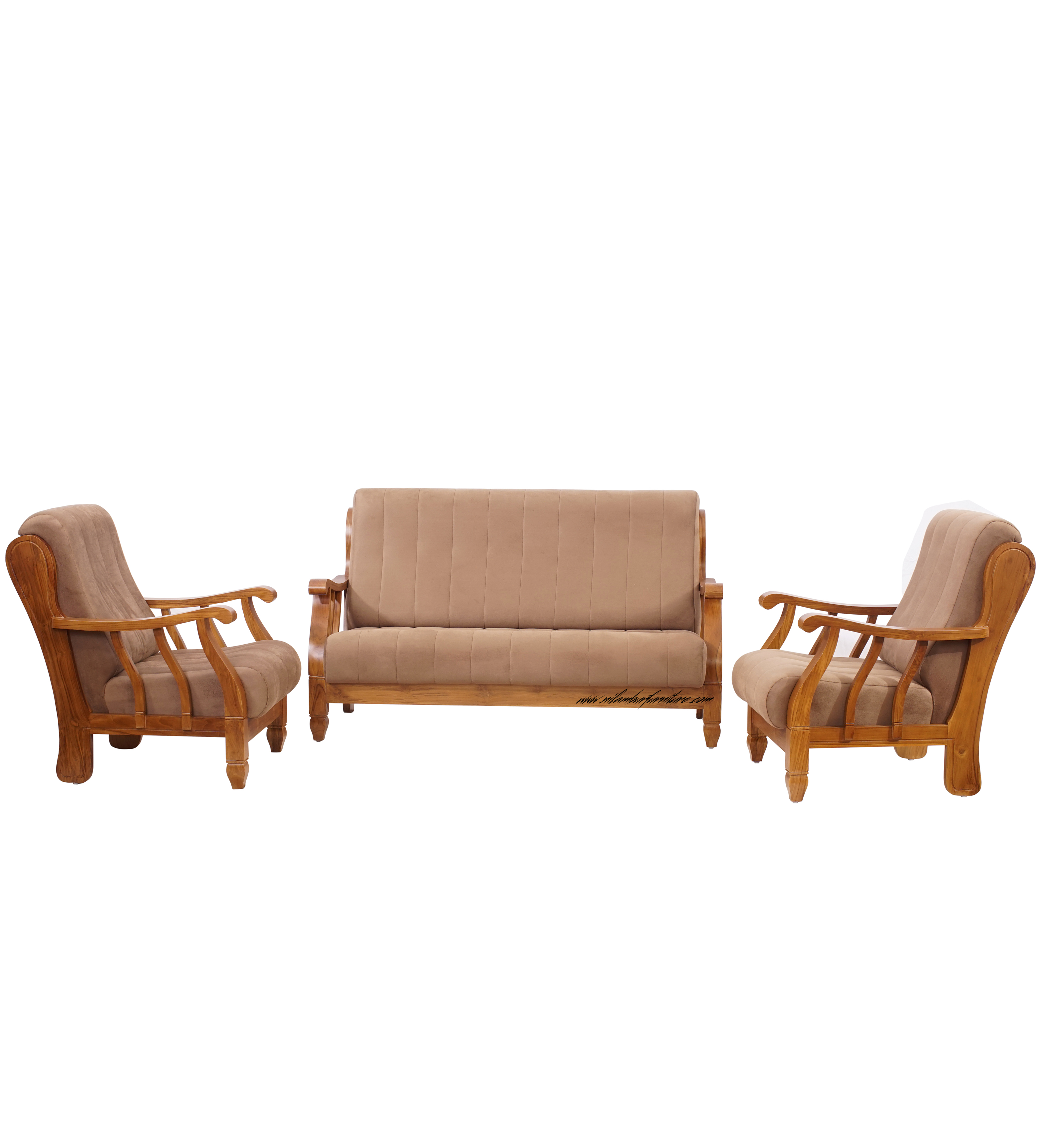 Caramel Teak Wood Sofa Set 311 Designs Wooden Carving Sets Product On Alibaba