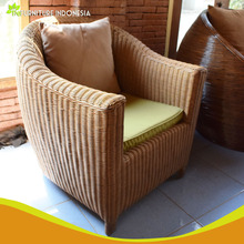 Outdoor sofa rattan, with cushions garden and patio rattan furniture philippines outdoor