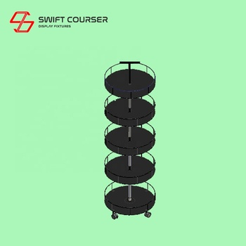 Swift stackable wall mounted mug sets rack stand
