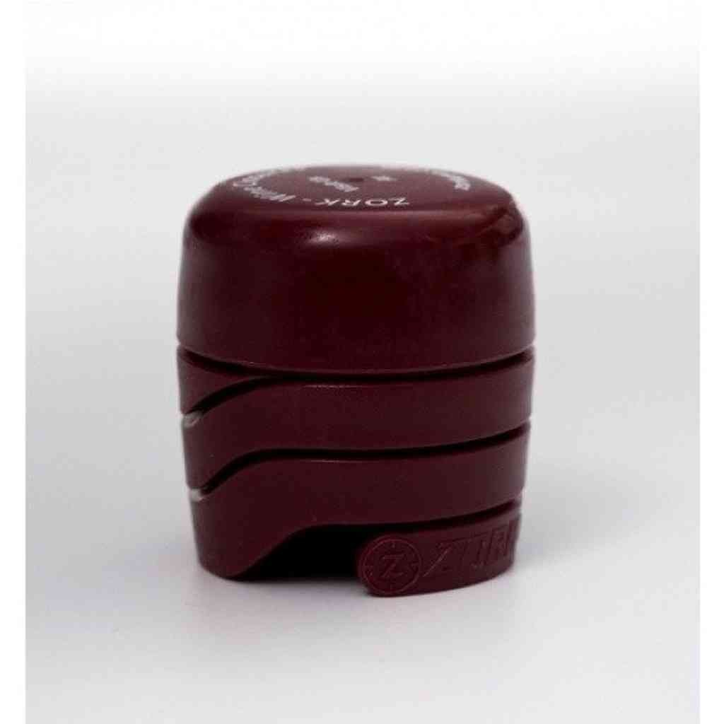 Buy Burgundy Zork Closures 30 Ct In Cheap Price On